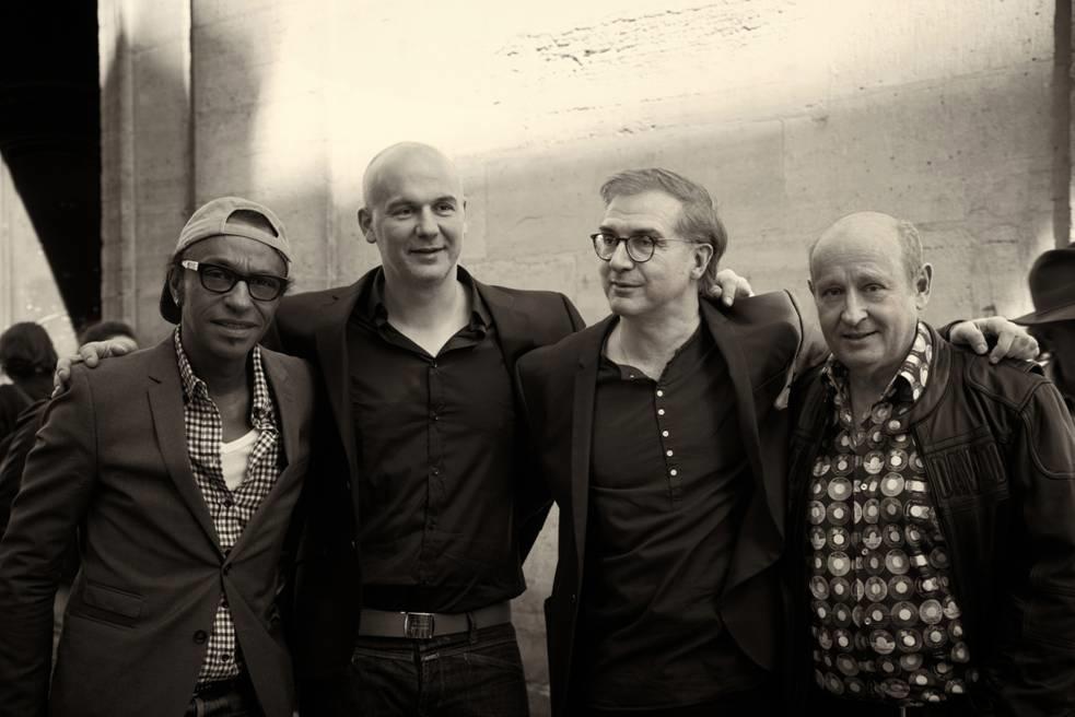 photo JONASZ Quartet - cr+®dit st+®phanie Vivier